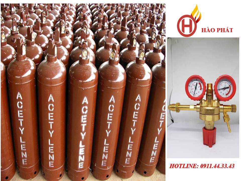 bán khí c2h2 tinh khiết | bán khí axetylen tinh khiết