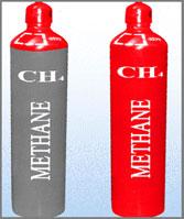 cho thuê bình khí metan | Bình khí Metan giá rẻ
